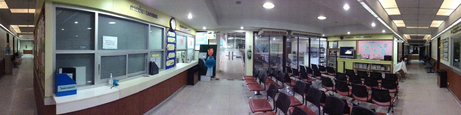 สถานพยาบาลมหาวิทยาลัยเกษตรศาสตร์
